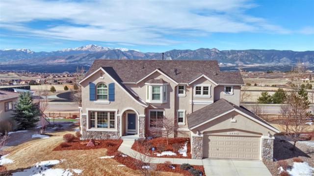 13956 Windy Oaks Road, Colorado Springs, CO 80921 (#4757830) :: The DeGrood Team