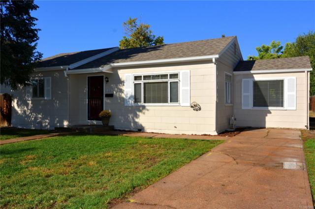 1275 S Yates Street, Denver, CO 80219 (#4758403) :: Bring Home Denver