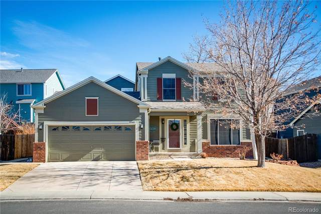 2565 E 131st Place, Thornton, CO 80241 (#4758460) :: The Griffith Home Team