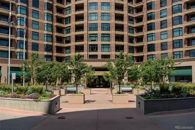 8100 E Union Avenue #1601, Denver, CO 80237 (#4758479) :: Venterra Real Estate LLC