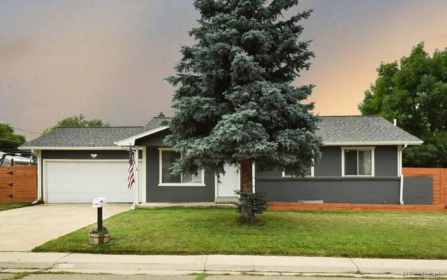 5584 W 63rd Avenue, Arvada, CO 80003 (MLS #4758495) :: Keller Williams Realty