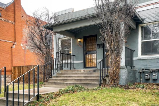 2532 Gilpin Street, Denver, CO 80205 (#4758541) :: The Peak Properties Group