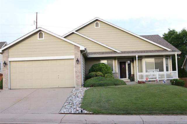 20053 E Tufts Drive, Centennial, CO 80015 (#4758591) :: The Healey Group