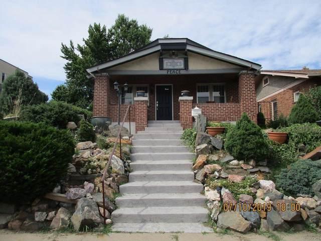 3441 W 22nd Avenue, Denver, CO 80211 (#4760463) :: Compass Colorado Realty