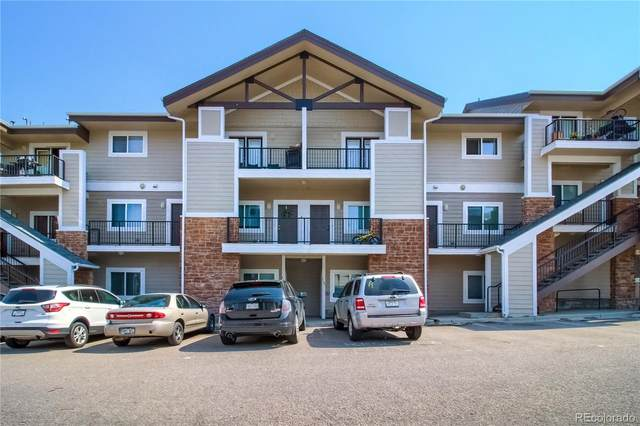1401 W 85th Avenue E103, Federal Heights, CO 80260 (MLS #4760607) :: Bliss Realty Group