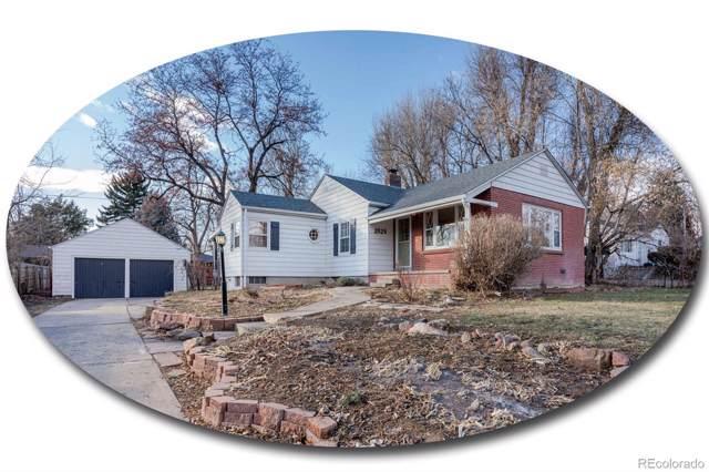 2829 Pierce Street, Wheat Ridge, CO 80214 (#4760673) :: The Peak Properties Group