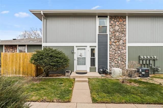 10001 E Evans Avenue 89C, Denver, CO 80247 (#4761287) :: iHomes Colorado