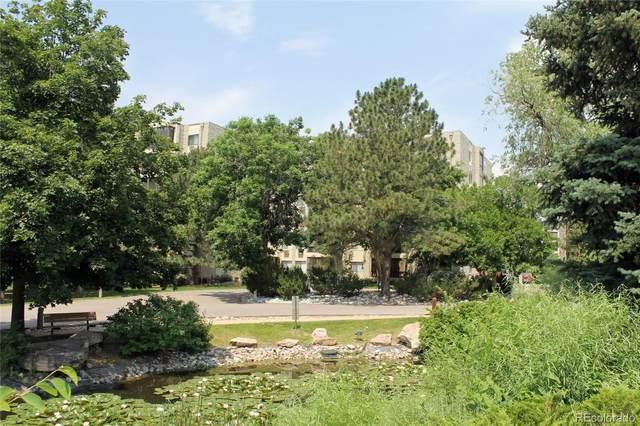13890 E Marina Drive #303, Aurora, CO 80014 (#4761574) :: Portenga Properties