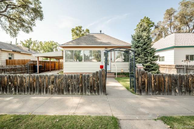 407 N 7th Street, Rocky Ford, CO 81067 (#4761620) :: The DeGrood Team