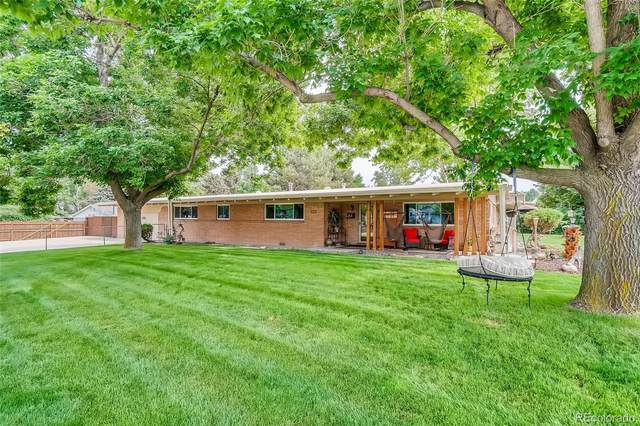 2290 Zephyr Street, Lakewood, CO 80214 (#4761748) :: Wisdom Real Estate