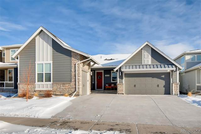 19219 W 88th Drive, Arvada, CO 80007 (#4761847) :: The Healey Group