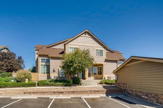 2550 Cutters Circle #106, Castle Rock, CO 80108 (#4762067) :: Colorado Home Finder Realty