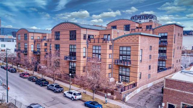 930 Acoma Street #316, Denver, CO 80204 (#4762112) :: The Colorado Foothills Team | Berkshire Hathaway Elevated Living Real Estate