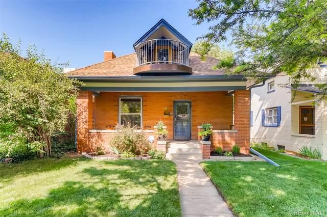 681 S Clarkson Street, Denver, CO 80209 (#4762167) :: Sultan Newman Group