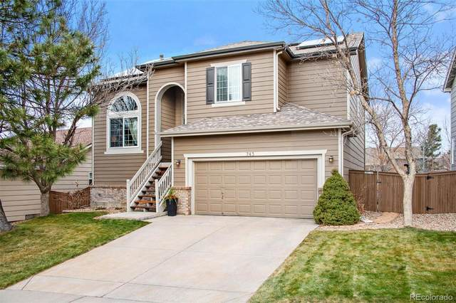 745 Poppy Place, Highlands Ranch, CO 80129 (#4762332) :: Wisdom Real Estate
