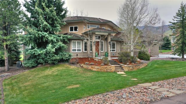 8 Black Bear Lane, Littleton, CO 80127 (MLS #4762349) :: 8z Real Estate