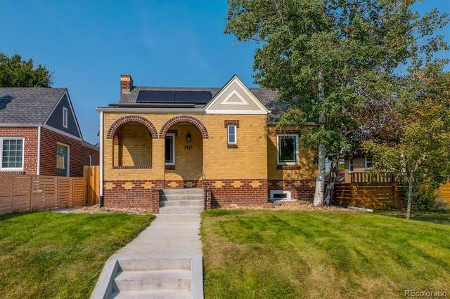 3419 N Fillmore Street, Denver, CO 80205 (#4762426) :: James Crocker Team