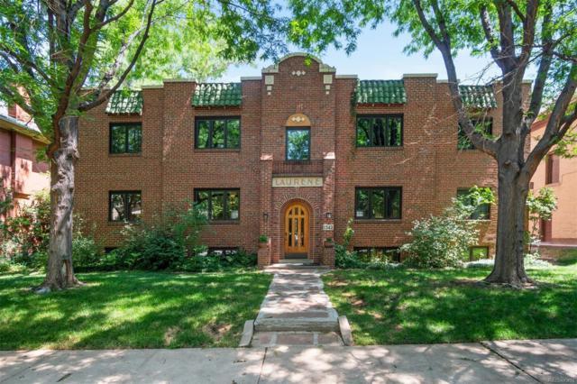 1342 Milwaukee Street #2, Denver, CO 80206 (#4763034) :: Wisdom Real Estate