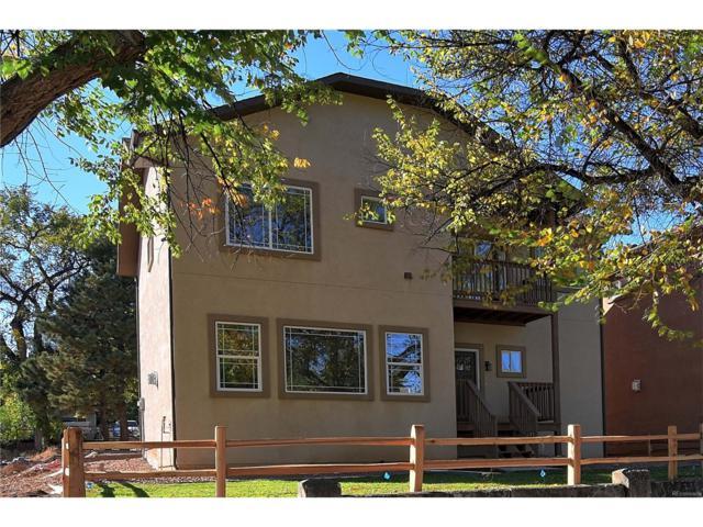 734 N Walnut Street, Colorado Springs, CO 80905 (MLS #4763365) :: 8z Real Estate
