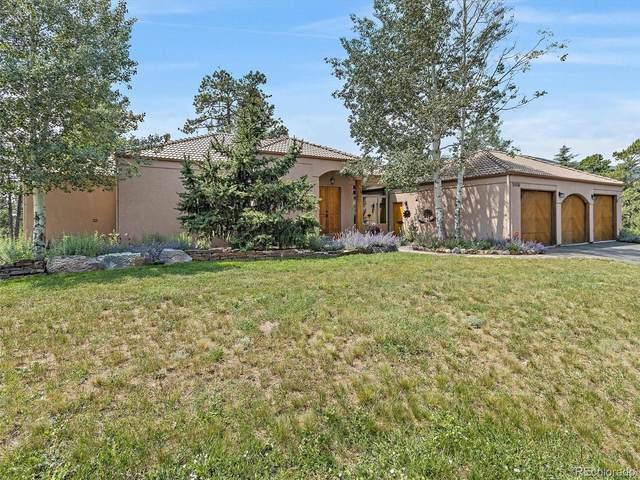 31526 Sandia Court, Evergreen, CO 80439 (MLS #4763469) :: Clare Day with Keller Williams Advantage Realty LLC