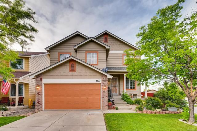 5877 E 122nd Drive, Brighton, CO 80602 (#4763662) :: The Peak Properties Group