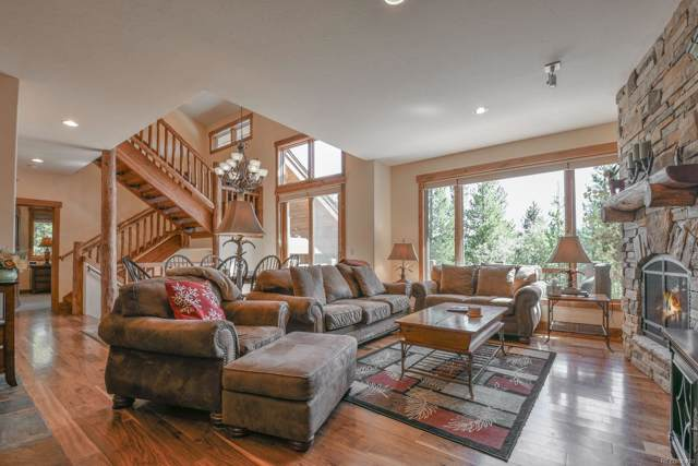 91 Snowshoe Circle, Breckenridge, CO 80424 (MLS #4764227) :: Colorado Real Estate : The Space Agency