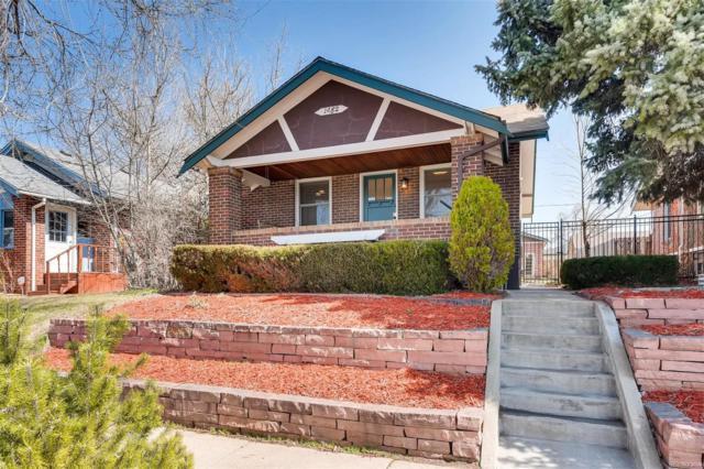 1482 S Emerson Street, Denver, CO 80210 (#4764266) :: Compass Colorado Realty