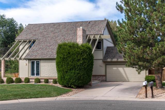 3871 E Irwin Place, Centennial, CO 80122 (#4764481) :: Wisdom Real Estate