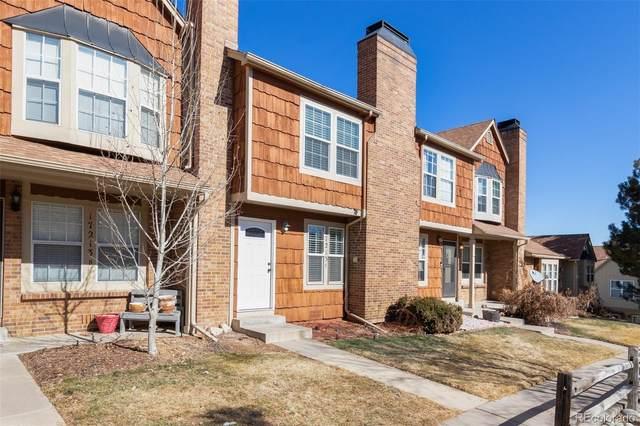17213 E Stanford Avenue C, Aurora, CO 80015 (MLS #4764616) :: 8z Real Estate