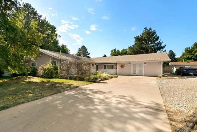 819 W Prospect Road, Fort Collins, CO 80526 (#4764985) :: Kimberly Austin Properties