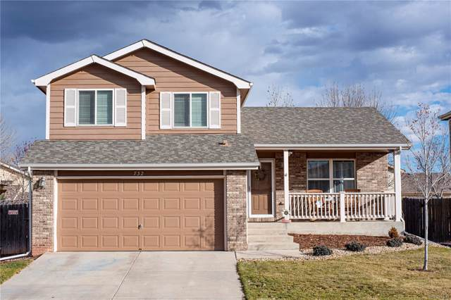 732 S Carriage Drive, Milliken, CO 80543 (#4765230) :: HomePopper