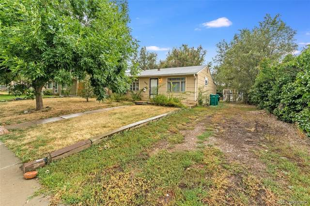 3605 S Hooker Street, Englewood, CO 80110 (MLS #4765669) :: Clare Day with Keller Williams Advantage Realty LLC