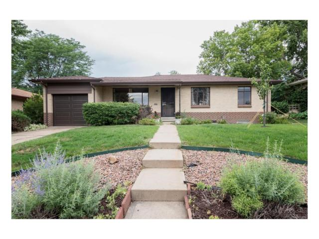 1455 S Jay Street, Lakewood, CO 80232 (MLS #4765910) :: 8z Real Estate