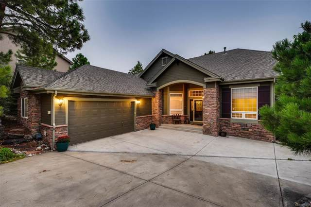 7156 Timbercrest Lane, Castle Pines, CO 80108 (MLS #4766144) :: Colorado Real Estate : The Space Agency