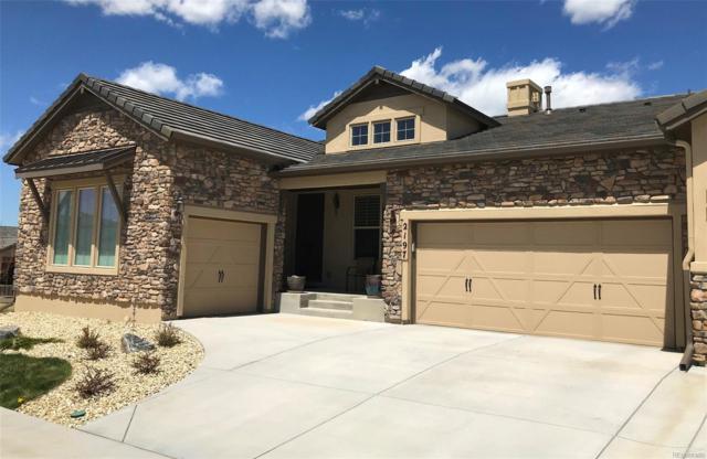 2197 Villa Creek Circle, Colorado Springs, CO 80921 (#4766874) :: The Dixon Group