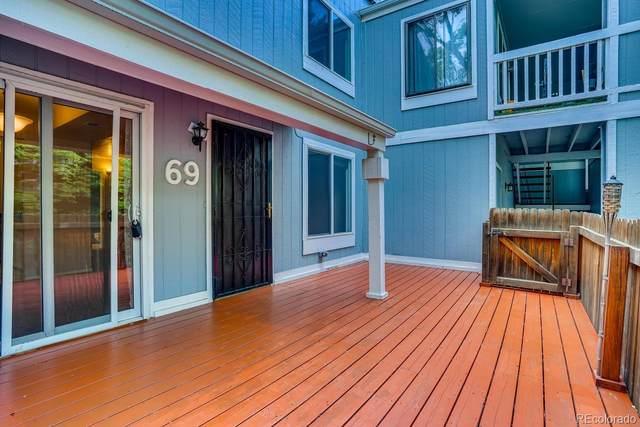 2557 S Dover Street #69, Lakewood, CO 80227 (#4767073) :: Kimberly Austin Properties