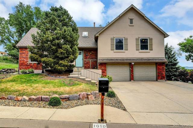 1010 War Eagle Drive, Colorado Springs, CO 80919 (#4767277) :: Wisdom Real Estate
