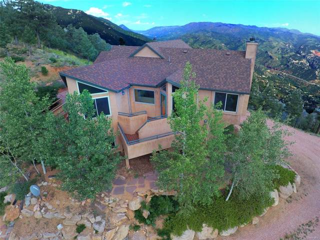 5675 Crystal Park Road, Manitou Springs, CO 80829 (#4767290) :: Harling Real Estate