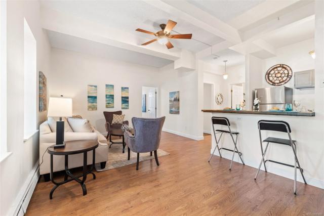 3233 Vallejo Street 1B, Denver, CO 80211 (#4767326) :: Real Estate Professionals