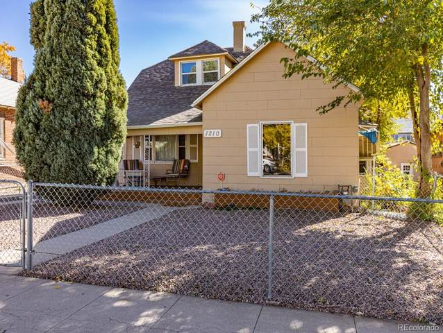 1210 E 8th Street, Pueblo, CO 81001 (#4767396) :: You 1st Realty