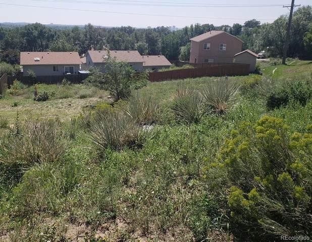 919 Mesa Valley Road, Colorado Springs, CO 80907 (#4767516) :: iHomes Colorado