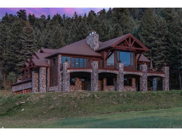 32556 Buffalo Park Road, Evergreen, CO 80439 (#4767860) :: The Peak Properties Group