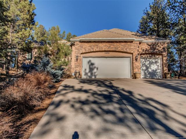 7488 Cameron Drive, Larkspur, CO 80118 (#4768491) :: Keller Williams Action Realty LLC
