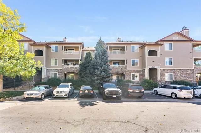 9538 W San Juan Circle #104, Littleton, CO 80128 (#4768502) :: Venterra Real Estate LLC