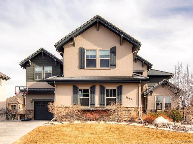 9540 Silent Hills Lane, Lone Tree, CO 80124 (#4768563) :: HomeSmart