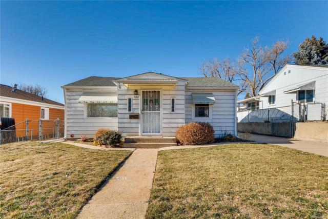 323 Newton Street, Denver, CO 80219 (#4768798) :: HomePopper