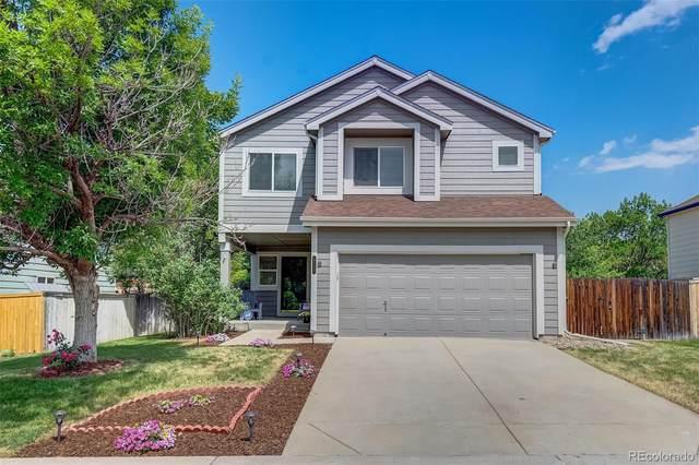 8734 Pochard Street, Littleton, CO 80126 (#4768989) :: Wisdom Real Estate