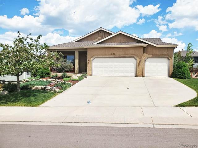 783 Saber Creek Drive, Monument, CO 80132 (#4769136) :: The DeGrood Team