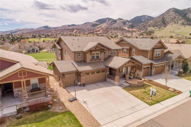 15816 Red Deer Drive, Morrison, CO 80465 (#4769355) :: Mile High Luxury Real Estate