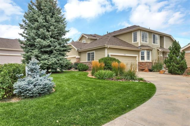 1418 Pineridge Lane, Castle Pines, CO 80108 (#4769610) :: Bicker Realty